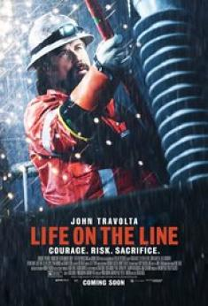 Burza - Life on the Line *2016* [BRrip] [XviD] [MP3-MAXX] [Lektor PL]