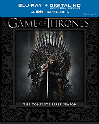 Game of Thrones (Season: 1) *2011* [UHD Blu-ray 2160p | 4K | HDR] [Lektor & Napisy PL]