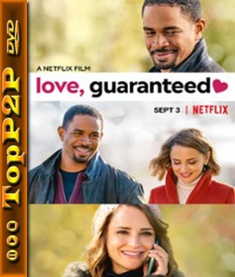 Miłość gwarantowana / Love, Guaranteed (2020) [WEB-DL] [XviD-KiT] [Lektor PL]