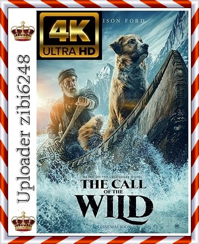 Zew krwi - The Call of the Wild *2020* [2160p] [UHD] [BluRay] [X265.10bit.HDR.TrueHD.7.1.Atmos-TERMiNAL] [Napisy PL] [zibi6248]