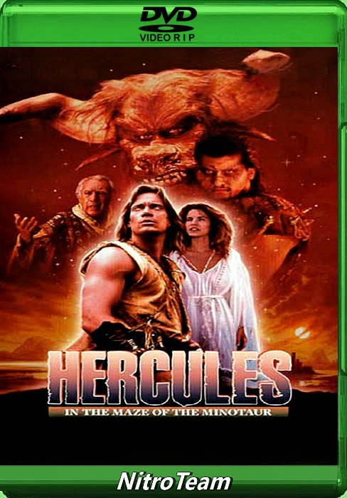 Herkules W Labiryncie Minotaura- Hercules In The Maze Of The Minotaur *1994* [DVDRip.H264.AC3.2.0/5.1-Spedboy-NitroTeam] [Napisy ENG-PL] [ENG-Lektor PL]