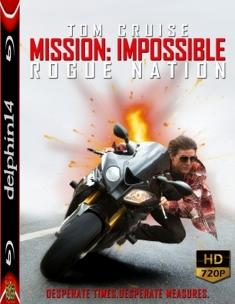 Mission Impossible Rogue Nation - Mission Impossible 5 *2015* [720p] [HDTS] [X264] [AC3-B53] [Lektor PL IVO]