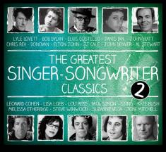 VA - Greatest Singer-Songwriter Classics Vol.2 [3CD] *2015* [FLAC]