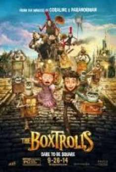 Pudłaki - The Boxtrolls *2014* [BRRip] [XviD-KiT] [Dubbing PL]