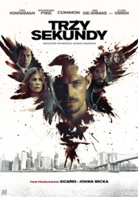 Trzy sekundy / The Informer (2019) [BDRip] [XviD-KiT] [Lektor PL]