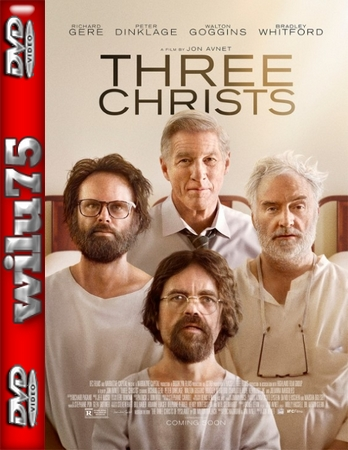 Three Christs *2017* [BDRip] [XViD-OzW] [Lektor PL]