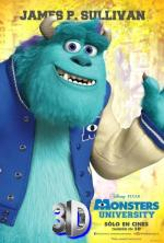 Uniwersytet potworny 3D - Monsters University 3D *2013* [miniHD] [1080p.BluRay.x264.HOU.AC3] [Dubbing PL]