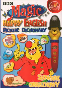 Magic Happy ENGlish - Picture Dictionary [RAR->PDF] [PL]