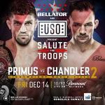 Bellator 212 and USO Present Prelims [HDTV] [x264-Star] [ENG]