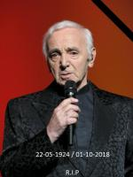 Charles Aznavour: Discography [1952/2015]/Charles Aznavour: Live Palais des Sports (2015)[BDRip 1080p by alE13 DTS/AC3] [Fre]