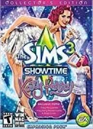 The Sims 3 Showtime - Katy Perry Edition Content + More (Sims3Pack)
