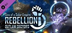 Sins of a Solar Empire: Rebellion Outlaw Sectors [PLAZA] [ENG]