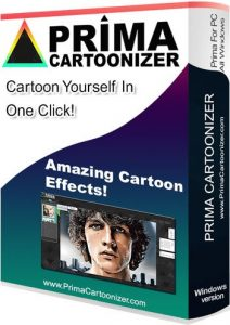 Prima Cartoonizer 1.4.9 + Crack