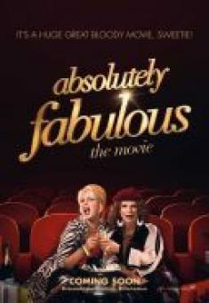 Absolutnie Fantastyczne: Film - Absolutely Fabulous: The Movie *2016* [1080p] [10bit] [BluRay] [AC3] [x265-PLUS] [Lektor PL]