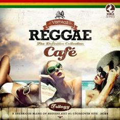 VA - Vintage Reggae Cafe Trilogy The Definitive Collection (2015) [FLAC]