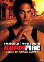 Huragan ognia / Rapid Fire (1992) [BRRip] [XviD-GR4PE] [Lektor PL]