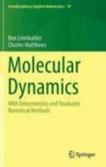 Molecular Dynamics With Deterministic and Stochastic Numerical Methods (2015) - Ben Leimkuhler, Charles Matthews [ENG] [PDF] [LIBGEN]