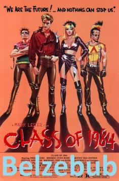 Klasa 1984 - Class of 1984 (1982) [CUSTOM.DVDRip.DivX-RETRO] [Lektor PL]