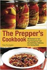 The Prepper's Cookbook: 300 Recipes to Turn Your Emergency Food into Nutritious, Delicious, Life-Saving Meals- Tess Pennington [ENG] [PDF]
