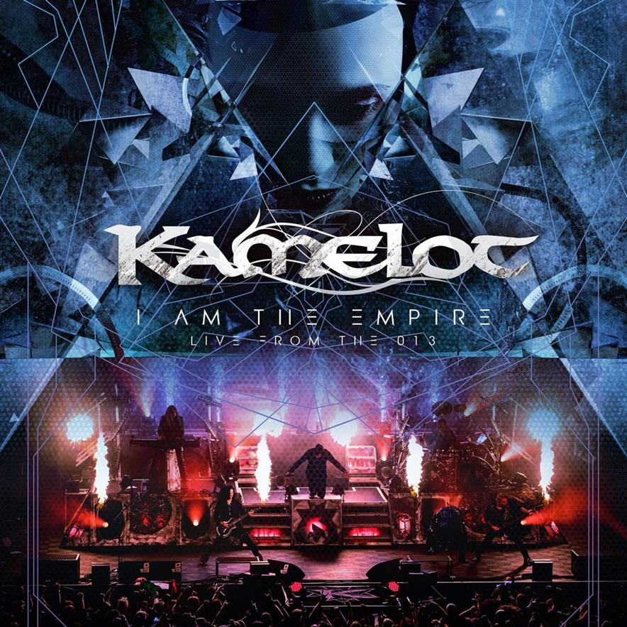 KAMELOT - I AM THE EMPIRE: LIVE FROM THE 013 (2020) [DVD9] [NTSC] [FALLEN ANGEL]