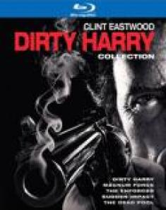 Brudny Harry - Dirty Harry.COLLECTION (1971-1988) [AC3.BRRip.XviD-SST] [Lektor PL]