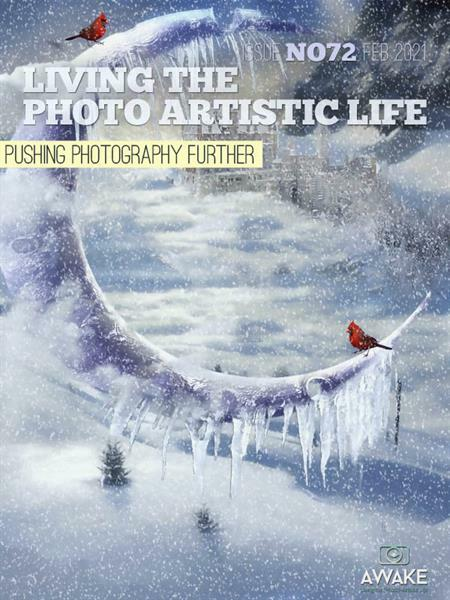 Living The Photo Artistic Life – February 2021 [ENG] [PDF] [sfpi] [FIONA9]