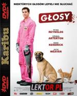 Głosy / The Voices (2014) [DVDRip] [x264-FLAME] [Lektor PL] [Karibu]
