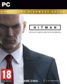 HITMAN: The ComPLete First Season *2016* [MULTI-PL] [ACTiVATED] [ISO]