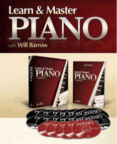 Learn & Master - Piano ComPLete Set (14 DVDs, 5 PLay Along CDs, Lesson Book) [DVDRip.XviD-FT] [mp3] [pdf]