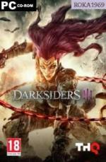 Darksiders III Patch v.1.1 *2018* [MULTI-PL] [GOG+CODEX] [EXE]