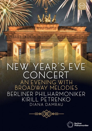 New Year's Eve Concert - An Evening With Broadway Melodies - Silvesterkonzert 2019 (2020) [Blu-Ray 1080i]