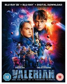 Valerian i Miasto Tysiąca PLanet - Valerian and the City of a Thousand PLanets *2017* [3D] [1080p] [BluRay] [SBS] [x265] [AAC] [AC3-KINO] [DUBBING PL]