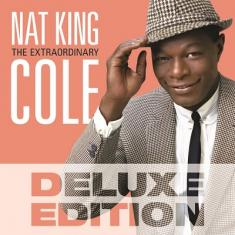 Nat King Cole - The Extraordinary Deluxe (2014) [24-192 HD FLAC]
