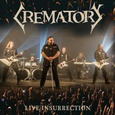 CREMATORY - LIVE INSURRECTION (2017) [MP3@320] [FALLEN ANGEL]