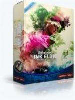 Gif Animated Ink Flow Photoshop Action - 21960670 [ATN, ABR]            [ENG]