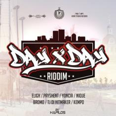 Various Artists - Day X Day Riddim (2016) [MP3@320]
