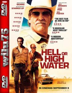 Aż do piekła - Hell or High Water *2016* [720p] [BluRay] [AC3] [x264-KiT] [Lektor PL]