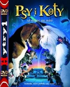 Psy i koty - Cats & Dogs (2001) [720p] [BRRip] [XviD] [AC-3] [Dubbing PL] [H1]