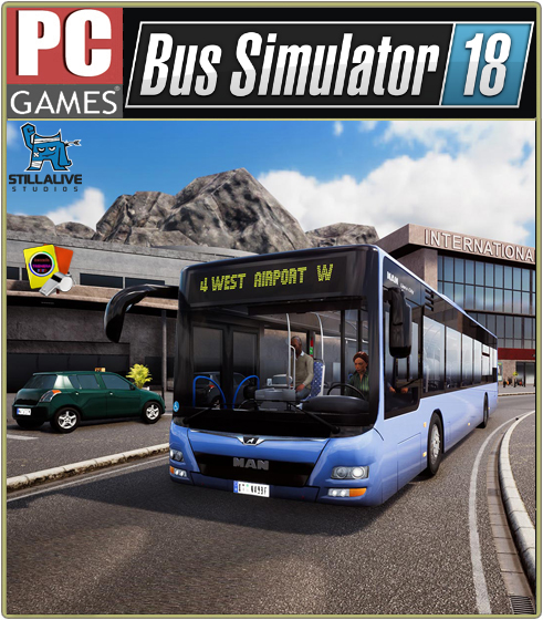 BUS SiMULATOR 18 [ENG]