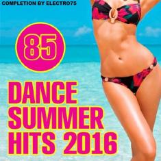 VA - 85 Dance Summer Hits  *2016* [mp3@320kbsVBR] [SUPERTRAMP]