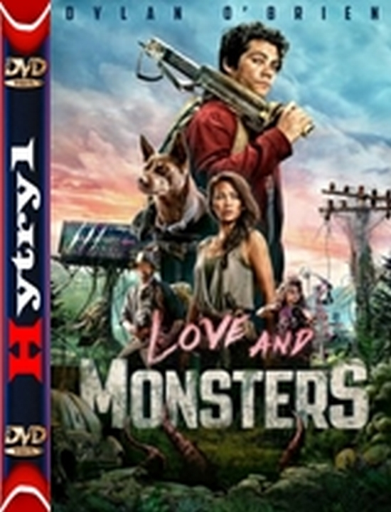 Love and Monsters (2020) [480p] [WEBRip] [XviD] [AC3-H1] [Napisy PL]