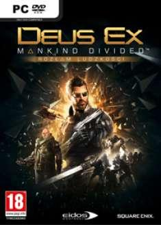 Deus Ex : Mankind Divided  *2016* [MULTI-PL] [Razor 1911] [TAR]