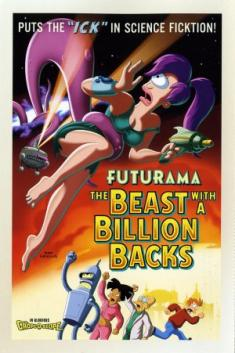Futurama: Potwór o miliardzie grzbietów / Futurama: The Beast with a Billion Backs (2008) [DVDRIP] [RMVB] [Lektor pl]