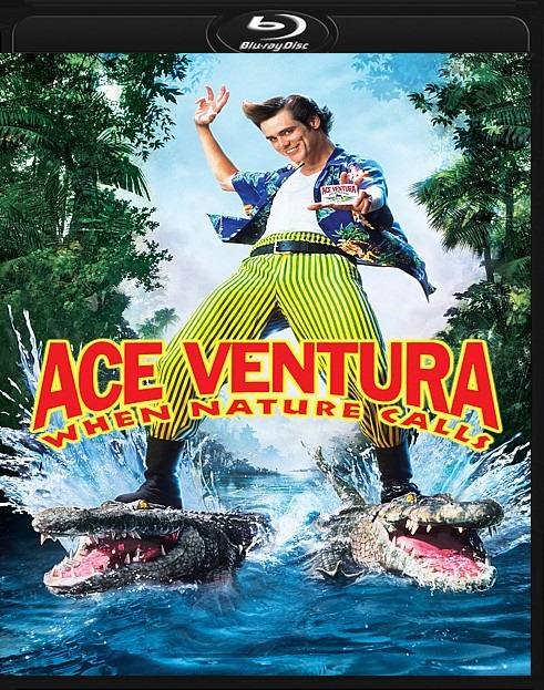 Ace Ventura: Zew natury - Ace Ventura: When Nature Calls *1995* [m1080p] [BluRay] [x264] [AC3-LTN] [Lektor PL]