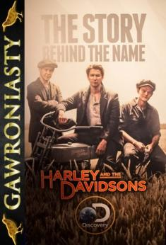 Harley and the Davidsons [Sezon 01] [HDTV.H264-Sante] [Lektor PL]