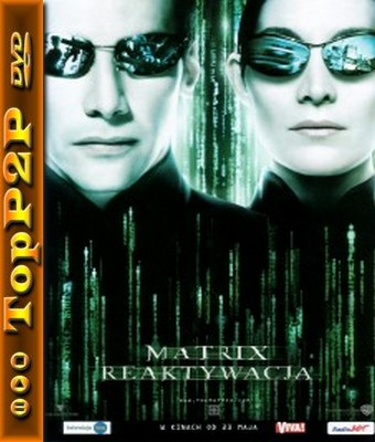 Matrix Reaktywacja / The Matrix Reloaded (2003) [720p] [BDRip] [XviD] [AC3-ELiTE] [Lektor PL]