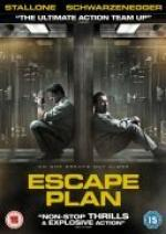 PLan ucieczki / Escape PLan (2013) [720p] [BluRay] [x264] [AC3-MAXiM] [Lektor PL]
