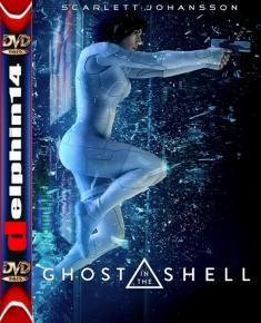 Ghost in the Shell (2017) [720p] [HCHDRip] [XviD] [AC3-D14] [Lektor PL IVO]