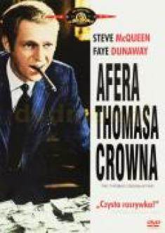 Afera Thomasa Crowna - The Thomas Crown Affair *1968* [CUSTOM.AC3.BDRip.XviD-RETRO] [Lektor PL]