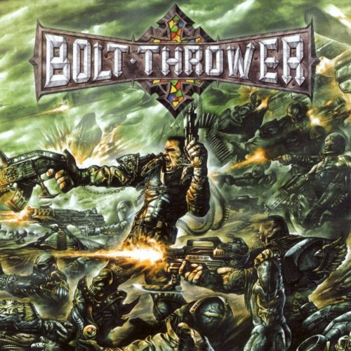 BOLT THROWER - HONOUR VALOUR PRIDE (2001) [FLAC] [FALLEN ANGEL]